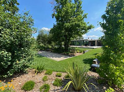 Jardin privé – Villenave d'ornon